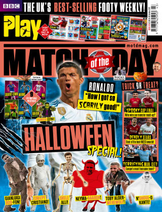 Match of the Day Issue 479