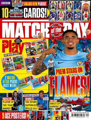 Match of the Day Issue 480