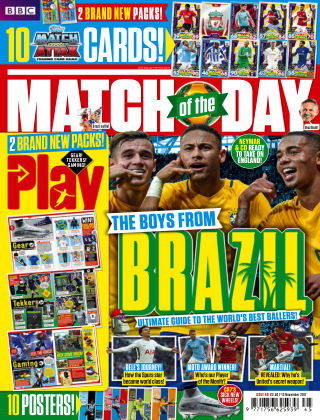 Match of the Day Issue 481