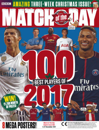 Match of the Day Issue 484