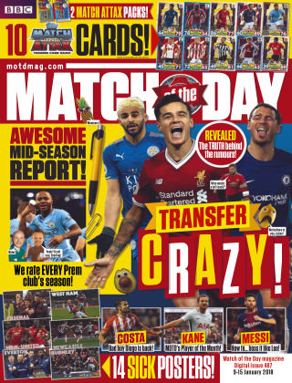 Match of the Day Issue 487