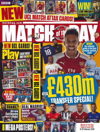 Match of the Day Issue 491
