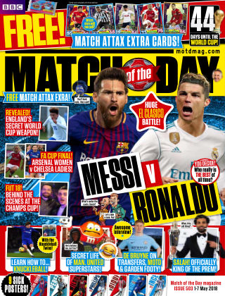 Match of the Day Issue503