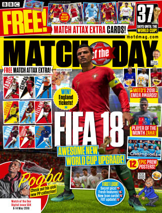 Match of the Day Issue 504