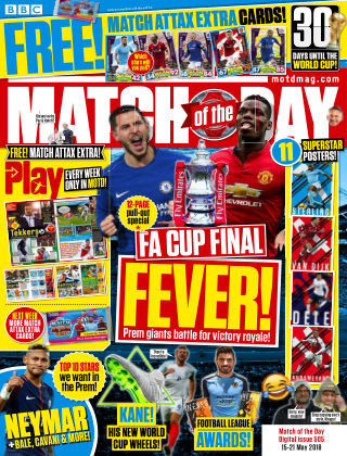 Match of the Day Issue 505