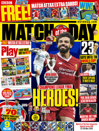 Match of the Day Issue 506