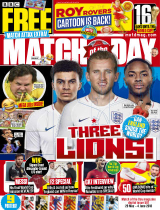 Match of the Day Issue 507