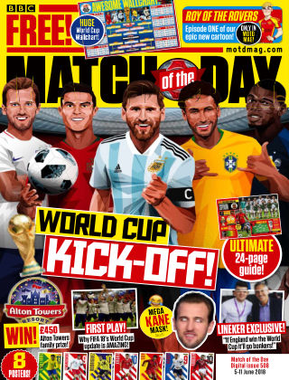 Match of the Day Issue 508