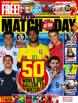 Match of the Day Issue 510