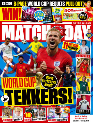 Match of the Day Issue 511