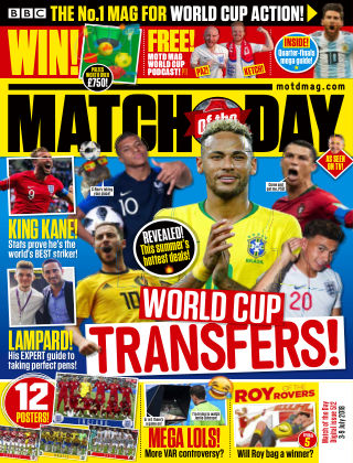 Match of the Day Issue 512