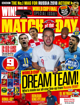 Match of the Day Issue 513