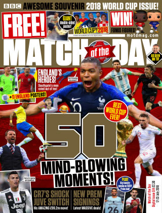 Match of the Day Issue 514