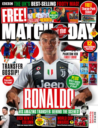 Match of the Day Issue515