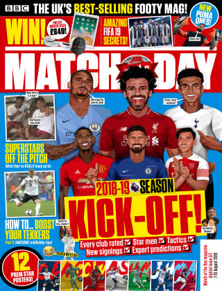 Match of the Day Issue517