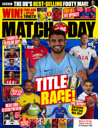Match of the Day Issue518