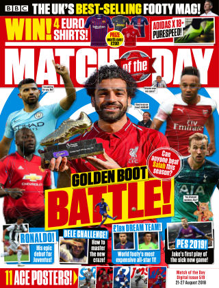 Match of the Day Issue519