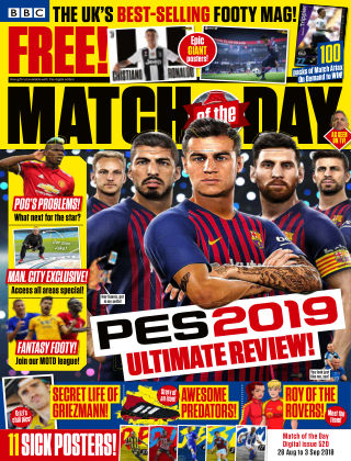 Match of the Day Issue520