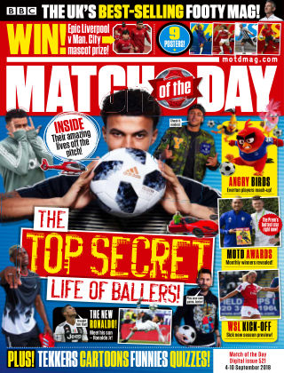 Match of the Day Issue521