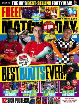Match of the Day Issue522