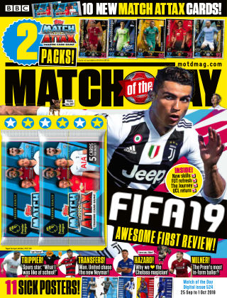 Match of the Day Issue524