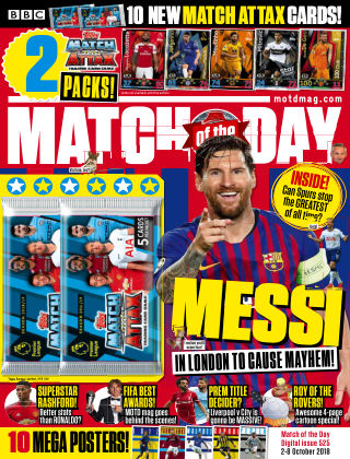 Match of the Day Issue525