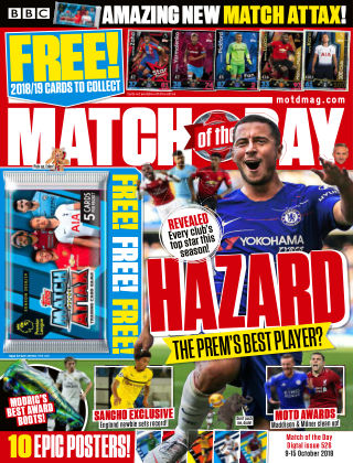 Match of the Day Issue526