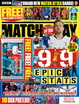 Match of the Day Issue527