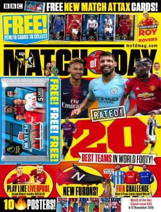 Match of the Day Issue530
