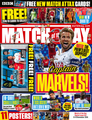 Match of the Day Issue531