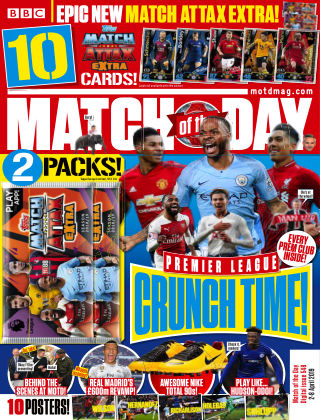 Match of the Day Issue548