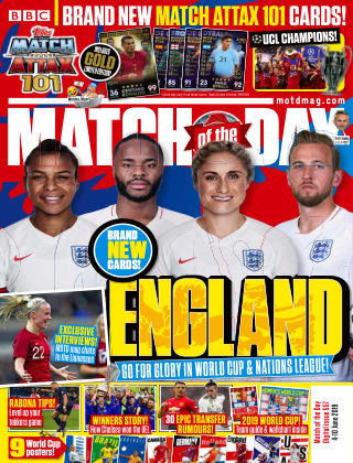 Match of the Day Issue557