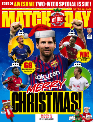 Match of the Day Issue532