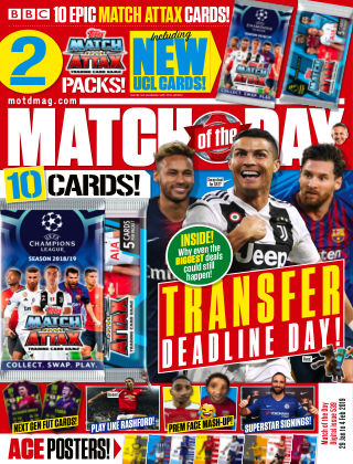 Match of the Day Issue539