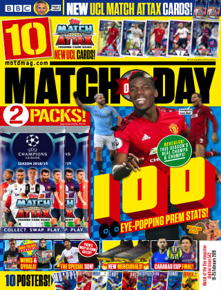 Match of the Day Issue542