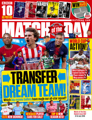 Match of the Day Issue562