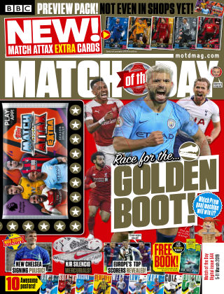 Match of the Day Issue544