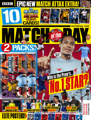Match of the Day Issue546