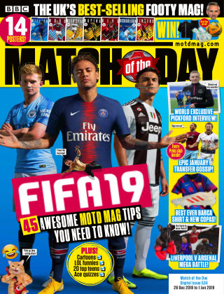 Match of the Day Issue534