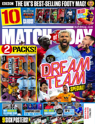 Match of the Day Issue553
