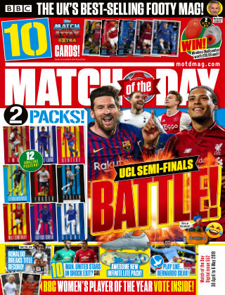 Match of the Day Issue552