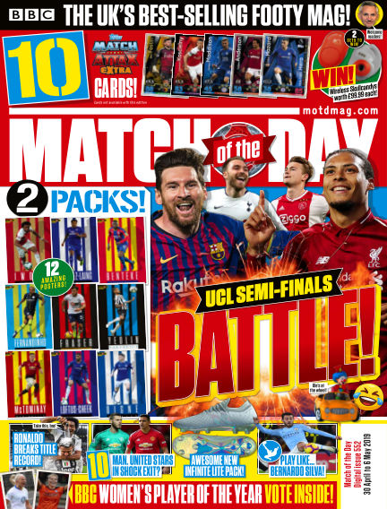 Match of the Day April 30, 2019 00:00