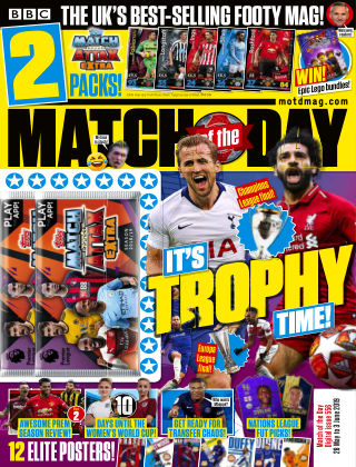 Match of the Day Issue556