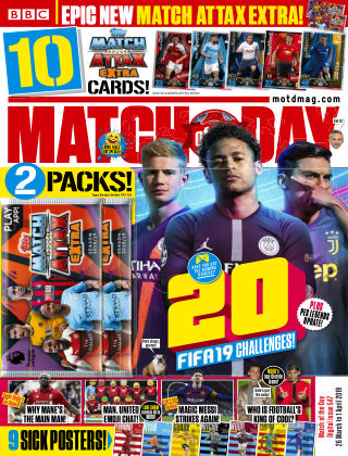 Match of the Day Issue547