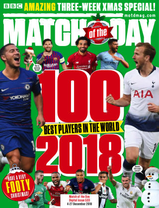 Match of the Day Issue533
