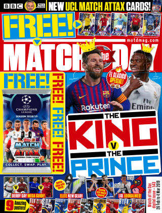 Match of the Day Issue543