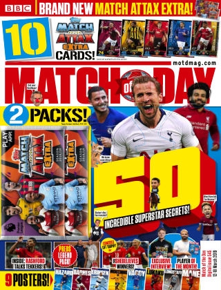 Match of the Day Issue545