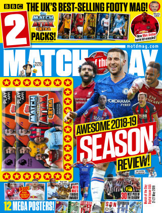 Match of the Day Issue555