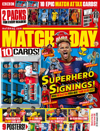 Match of the Day Issue538