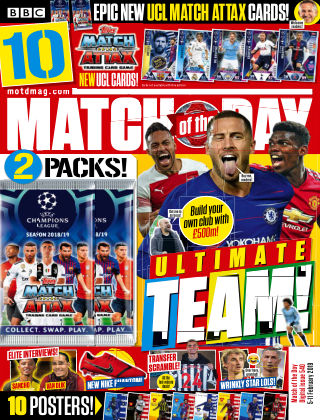 Match of the Day Issue540